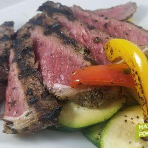 strip steak hardy foods meal prep
