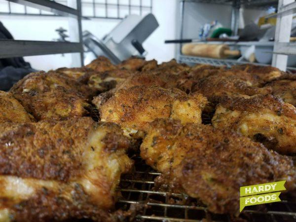 chicken thighs meal prep paleo