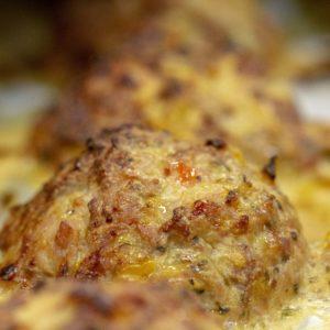 Ground turkey meatball meal prep salt lake city