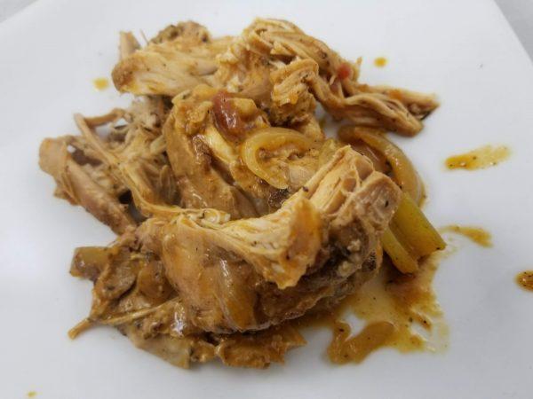 chicken pomodoro salt lake city meal prep keto